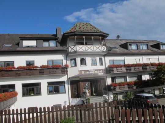 Landgasthof Alemanenhof in Mengen