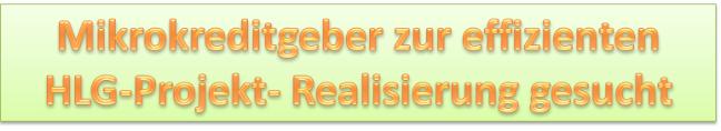 Banner-Mikrokreditgeber